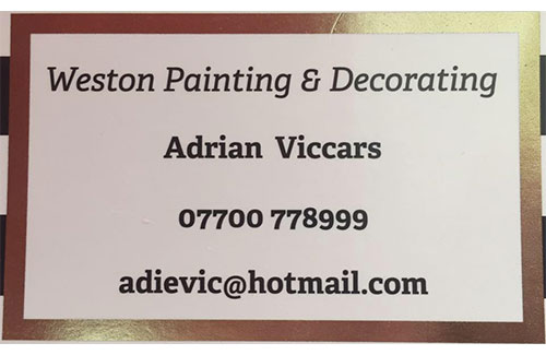 Weston Painting & Decorating